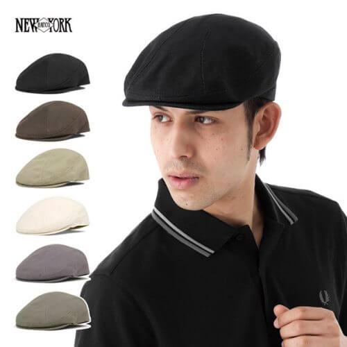 ニューヨークハットのハンチング帽