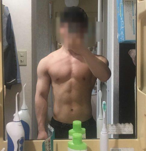 【体重62kg】2018年6月 一気に成長した2回目の増量期のスズキツバサ