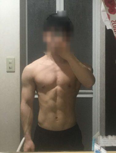 2018/09/8減量終わり。体重56.5kg