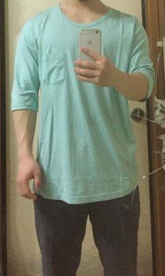 「あなたサイズ」の古着Tシャツのサイズ感4